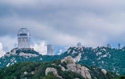 Kitt Peak National Observatory südwestlich Tucsons, Arizona lizenzfreies stockfoto