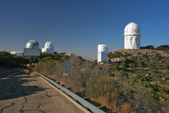 Kitt peak observatory Stock Photos