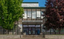 Kittatas ståndsmässig domstolsbyggnad i Ellensburg Washington Arkivbilder