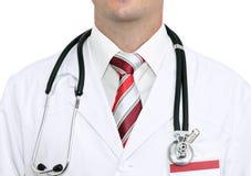 Kittel Doktors. Lizenzfreie Stockfotos