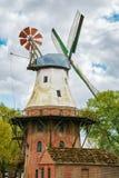 Kittel-Mühle in Deutschland Lizenzfreies Stockfoto