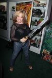 Kitten Natividad. At the Signing Party for 'Sugar Boxx' DVD Release, Dark Delicacies, Burbank, CA. 05-14-11 stock image