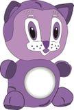 Kitten toy vector Royalty Free Stock Photos