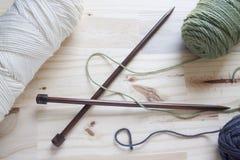 Kitting Yarn Stock Images