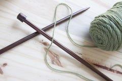 Kitting Yarn Stock Photos