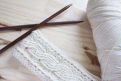 Kitting Yarn Royalty Free Stock Image