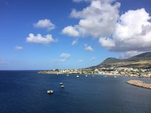Kitts Άγιος Στοκ φωτογραφίες με δικαίωμα ελεύθερης χρήσης