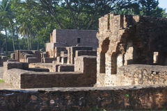 Kittur fort Royalty Free Stock Photography