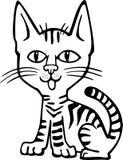 kitty Immagini Stock
