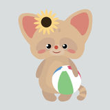 Kitty 02 Fotografia Stock