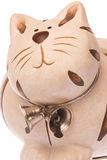 Kitty Bank Isolated Royalty Free Stock Photos