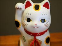 Kitty Says Hello o arrivederci Fotografia Stock Libera da Diritti