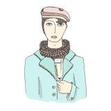 KittyCat7 royalty free illustration