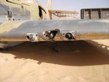 Kittyhawk Curtiss P-40 Egyp Desert Stock Photo
