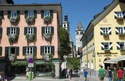 Kitzbuehl, Austria Royalty Free Stock Photography