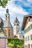 Kitzbuhel Lizenzfreies Stockbild