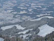 Kitzbuhel Alps Royalty Free Stock Photos
