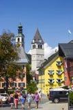 Kitzbuhel, Austria Fotografie Stock