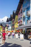Kitzbuhel, Austria Immagine Stock Libera da Diritti