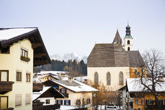 Kitzbuhel, Austria Royalty Free Stock Images