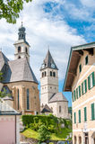 Kitzbuhel Royalty Free Stock Image