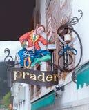 KITZBUHEL, TIROL, ÁUSTRIA - MAIO 29,2014 Imagens de Stock