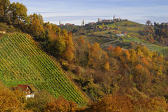 Kitzeck, South Styria, Stock Images