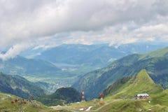 Kitzsteinhorn, Austria stock photography