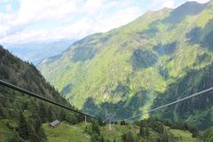 Kitzsteinhorn, Austria Royalty Free Stock Image