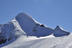 Kitzsteinhorn Ski Resort, terre de Salzburger, Autriche images libres de droits
