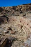 Kiva στο φαράγγι Chaco Στοκ φωτογραφία με δικαίωμα ελεύθερης χρήσης