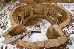 Kiva, Mesa Verde Royalty Free Stock Photography
