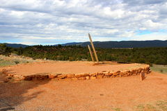 kiva odbudowywający Zdjęcie Royalty Free
