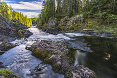 Kivach Falls Stock Images