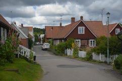 Kivik Σουηδία Στοκ φωτογραφία με δικαίωμα ελεύθερης χρήσης