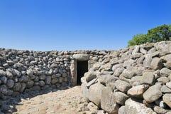 Kivik tomb Stock Photo