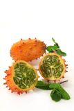 Kiwano Royalty Free Stock Photo
