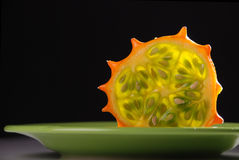 Kiwano fruit Stock Photography