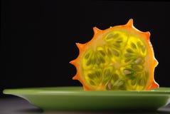 Kiwano fruit Stock Photography