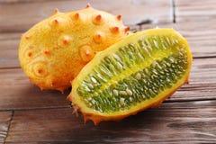 Kiwano fruit Royalty Free Stock Photography
