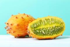 Kiwano fruit Stock Photos