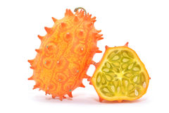 Kiwano fruits Stock Image