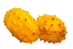 Kiwano horned Melon Stock Photography