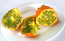 Free Kiwano Horned Melon Stock Photos - 7649573