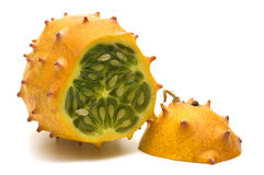 Kiwano melon Royalty Free Stock Photos