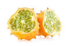Kiwano melon Royalty Free Stock Photo