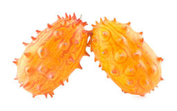 Kiwano melon Royalty Free Stock Images