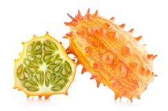 Kiwano melon Stock Image