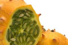Kiwano Melone Stockfoto