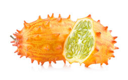 Kiwano melons Stock Photography